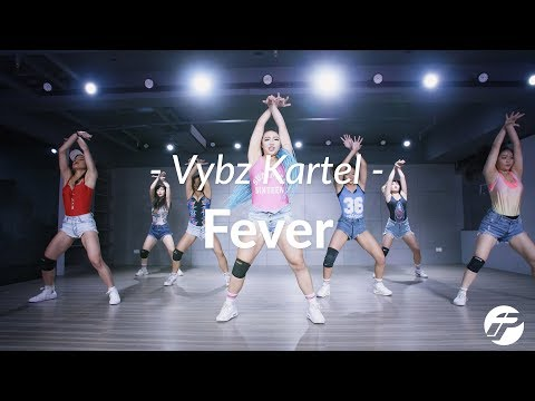 Video Vybz Kartel - Fever /Denise Blue Choreography download in MP3, 3GP, MP4, WEBM, AVI, FLV January 2017