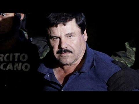 Ένα βήμα πριν την έκδοση του στις ΗΠΑ ο βαρόνος ναρκωτικών 'Ελ Τσάπο'