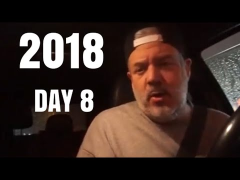 THE ICE STORM   JANUARY 7 VLOG