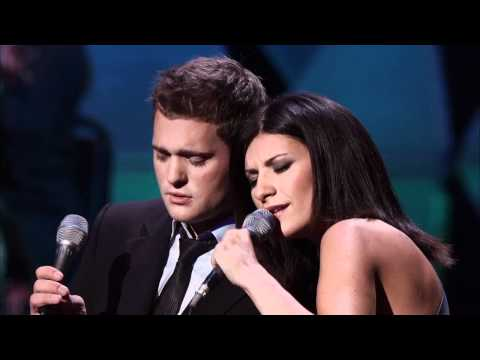 Michael Buble & Laura Pausini - You will never Find - Caught in the Act