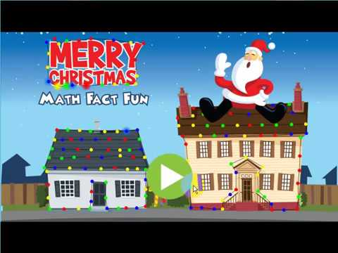 Christmas Lights Math Holiday Game For Kids - ABCYA