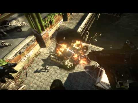 EA Crysis 2 Be Fast Trailer