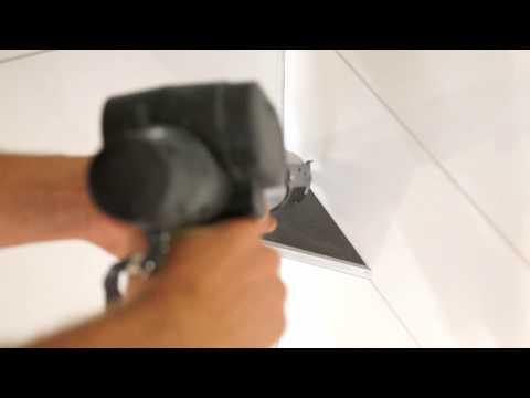Befliesbare Duschablage von HK-Edelstahl-Deko