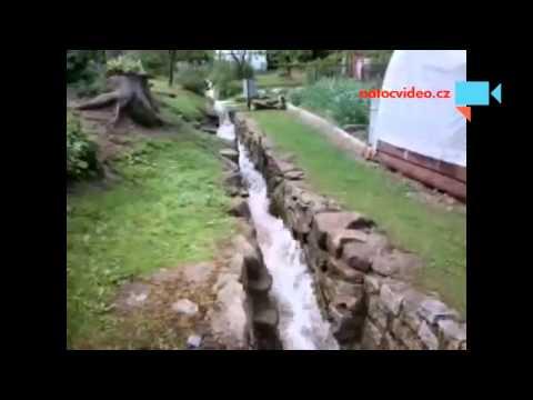 Potok po povodni