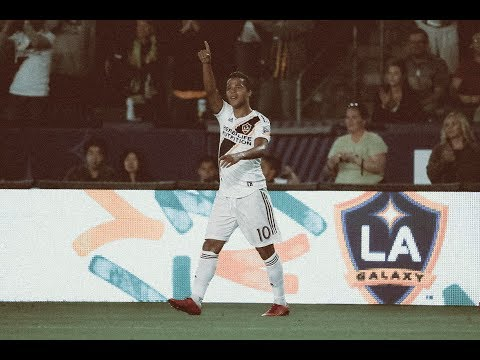 Video: GOAL: Giovani dos Santos scores against New York Red Bulls