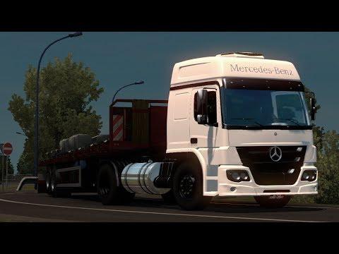 Mercedes Benz Atego 4x2 1.28.x