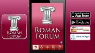 Roman Forum Tour Guide YouTube video