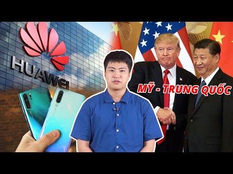 S News t4/T5: Toàn cảnh 1 tuần thảm họa của Huawei - Cả nước Mỹ đánh hội đồng - Thời lượng: 13:33.