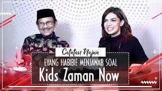 Download Video Eyang Habibie Menjawab Soal Kids Zaman Now MP3 3GP MP4