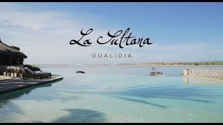 Initial frame of La Sultana Oualidia video