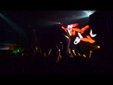 ACTIONVIP Live in Bangkok Rock Party @LED RCA [HD] Part22