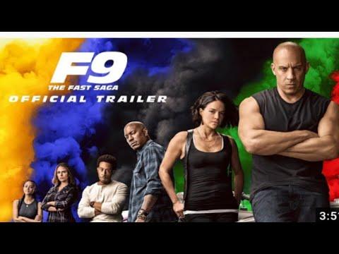 FAST 9 Trailer (4K Ultra HD) NEW 2020 pakistani reach genius rt