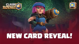 Clash Royale: Meet the Firecracker! 🎆 NEW CARD COMING IN SEASON 7!