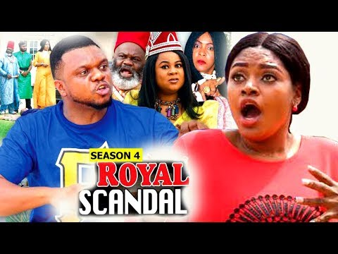 Royal Scandal Season 4 - Ken Erics 2018 Latest Nigerian Nollywood Movie full HD