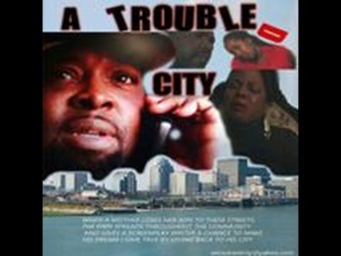 https://youtu.be/rRfVEGapreM A TROUBLED  CITY  (movie) #Louisville produced film
