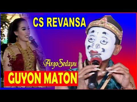 GUYON MATON Gareng PAlur Lucu bersama Campursari REVANSA WONOGIRI