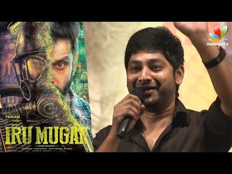 Director-Thiru-speaks-about-his-next-movie-with-Vikram-named-Garuda-Fans-Birthday-Celebration