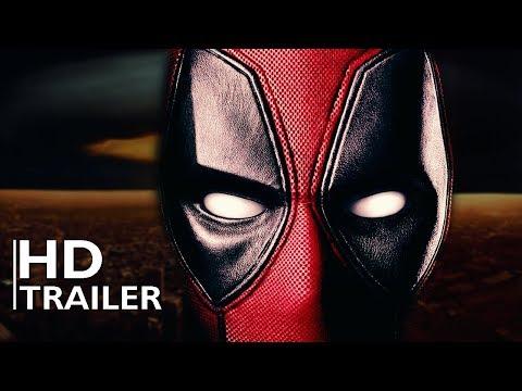 Deadpool 3 Trailer (2019) - Ryan Reynolds Movie   FANMADE HD