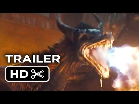 Maleficent Wings TRAILER (2014) - Angelina Jolie Disney Movie HD