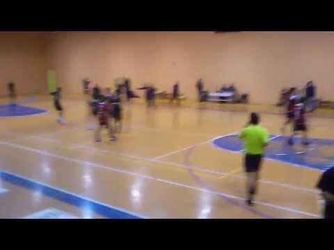 Club Balonmano Lauro, partido de ascenso temporada 2012/2013 contra CB Jaén