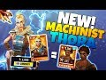 NEW Machinist THORA Constructor IN STORE!   Fortnite Save The World