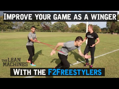 How to be a better winger with the F2 Freestylers