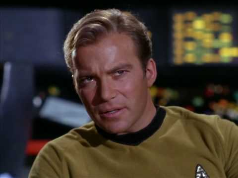 Kirk - In this rather short episode, we see Captain Kirk and his crew dealing with a rather strange encounter. Do you like my stupid video? Check out the other stup...