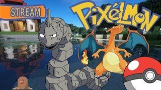 Данный стрим является неким ответвлением после конца первого сезона Pixelmon. В нём я буду собирать команду из покемонов. Заранее извиняюсь за качество.-- Watch live at https://www.twitch.tv/stifflerstiv