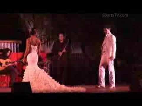 Танец фламенко видео