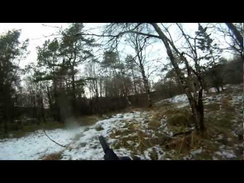 Hamburger Hill With GoPro Part 1