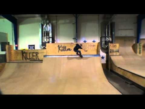 Variflex Voodoo II - Killer Skate Park & Shop