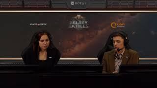 [RU] Galaxy Battles || Evil Geniuses vs VGJ.Thunder map 1 bo3 || by Eiritel & Zais