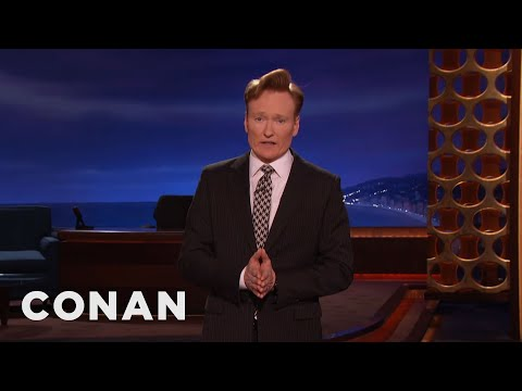 Conan O  Brien Remembers Garry Shandling