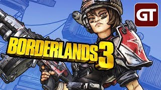 Borderlands 3 Gameplay German #1 - Let's Play Borderlands 3 Deutsch PC Preview-Version