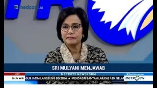 Download Video Sri Mulyani Jawab Tuduhan APBN Bocor dan Menteri Pencetak Utang MP3 3GP MP4