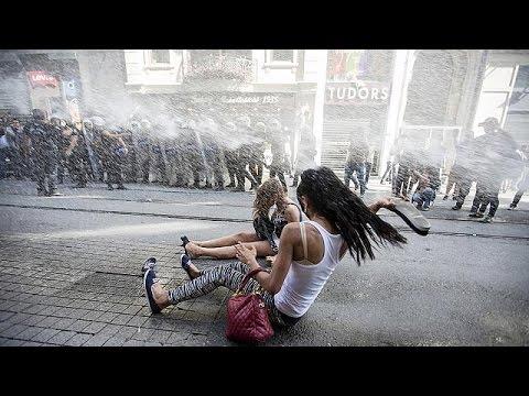 Τουρκία: Βίαιη καταστολή του Gay Pride