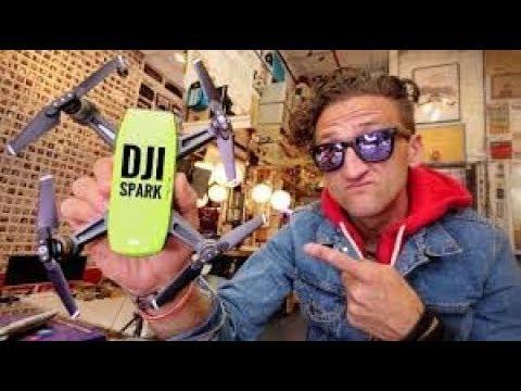 DJI Spark Review Casey Neistat