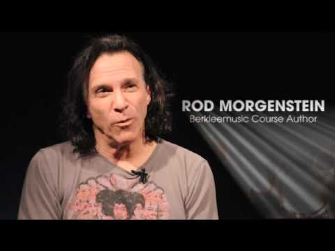 Rock Drums - Rod Morgenstein