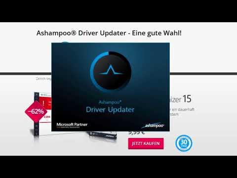 Ashampoo Driver Updater – automatisch Treiber aktualisieren