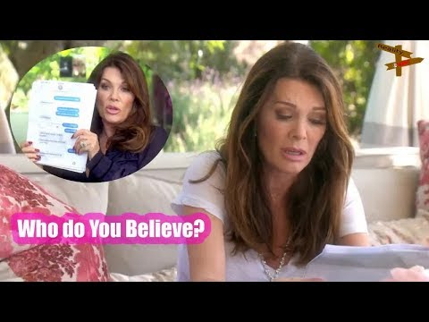 Let's Discuss RHOBH: Who do You Believe?