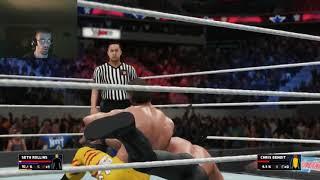 WWE 2K18 Hell yeah!