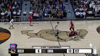 Video Boys Class 1 Quarterfinals - Risco vs. Dora  3-2-19 MP3, 3GP, MP4, WEBM, AVI, FLV Agustus 2019
