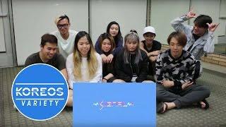 Video [Koreos Variety] EP 33 - TWICE 트와이스 SIGNAL Reaction MP3, 3GP, MP4, WEBM, AVI, FLV Agustus 2017