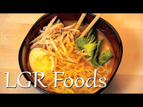 Noodles №1 - Dandan Raoh, Bok Choy, Minced Garlic