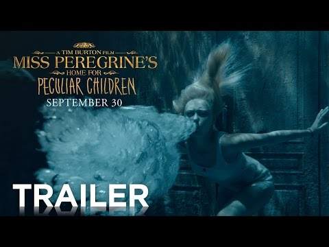 Miss Peregrine's Home for Peculiar Children (Trailer 2)
