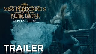 Nonton Miss Peregrine's Home for Peculiar Children | Official Trailer 2 [HD] | 20th Century FOX Film Subtitle Indonesia Streaming Movie Download