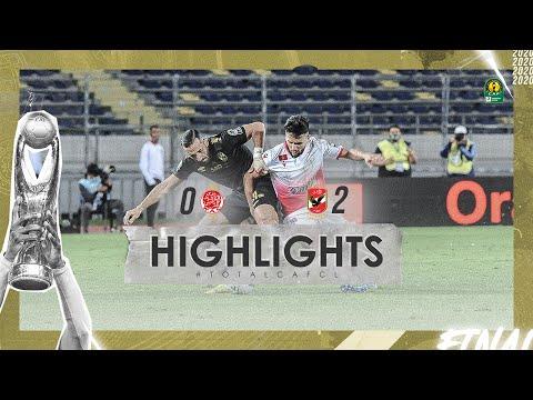 Wydad AC 0-2 Al Ahly SC | HIGHLIGHTS | Semi-Final First Leg | TotalCAFCL