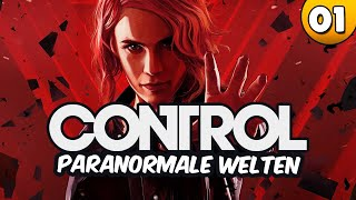 Let's Play Control PC - Federal Bureau of Control • #001 [Deutsch/German][1440p]