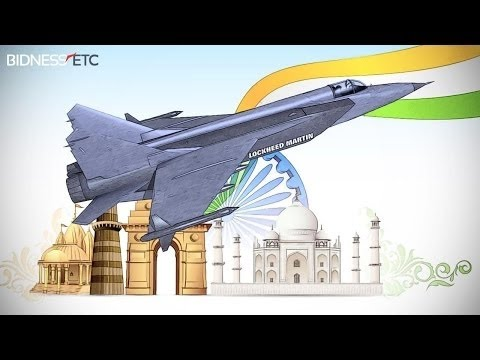 Lockheed Martin looks to expand, step up investments in India