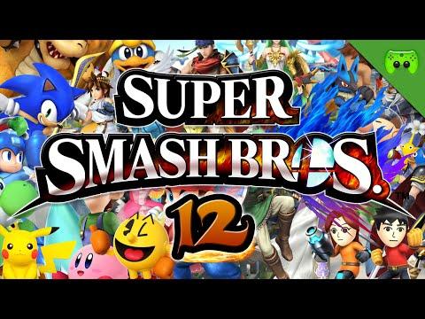 SUPER SMASH BROS # 12 - Ganon vs. Link «» Let's Play Super Smash Bros.   Full HD